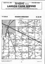 Wadena T134N-R35W, Wadena County 1992